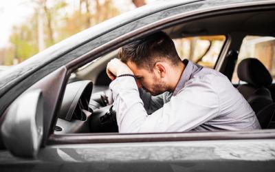 La apnea del sueño aumenta en un 5% el riesgo de accidentes