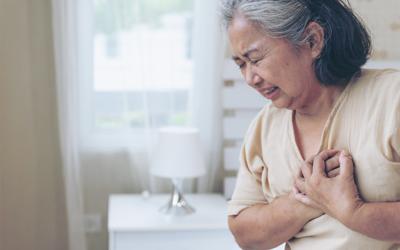 La EPOC y la insuficiencia cardiaca suelen aparecer de forma conjunta